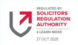 Regulted by Solicitors Regulation Authority
